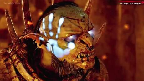 Le Seigneur des Anneaux Ombre du Mordor