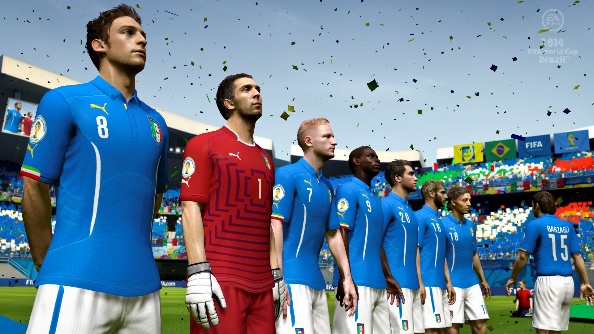 Fifa 2014 coupe du monde game - Jeux de foot coupe du monde 2014 ...