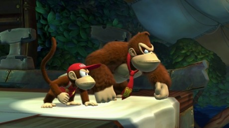 Donkey Kong Country Tropic