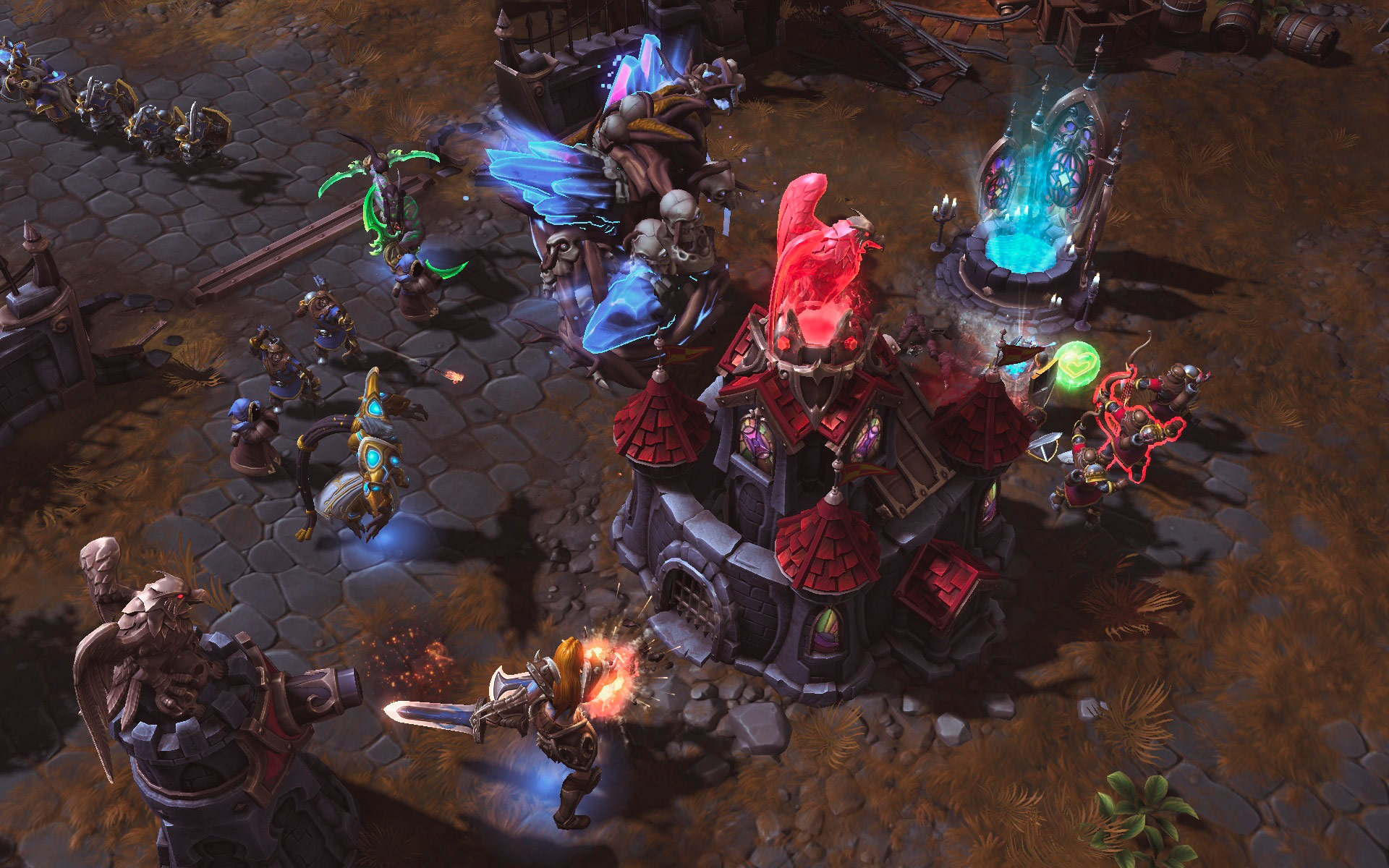 blizzard matchmaking heroes of the storm Heroes of the storm: new matchmaking rule heroes blizzard is willing to double that prize money to anyone who is able to submit a perfect heroes of the dorm.