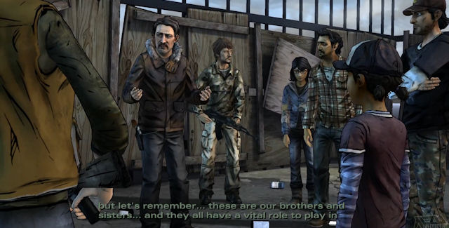 Contest: Win A XBLA Code For Telltale Games' The Walking ...