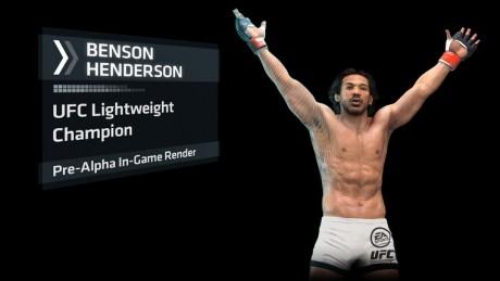 UFC Benson Henderson