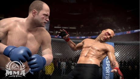 UFC randy fedoromslaget
