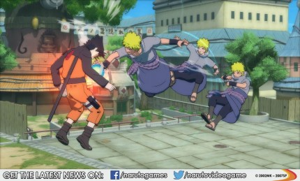 naruto shippuden ultimate ninja storm revolution japan expo