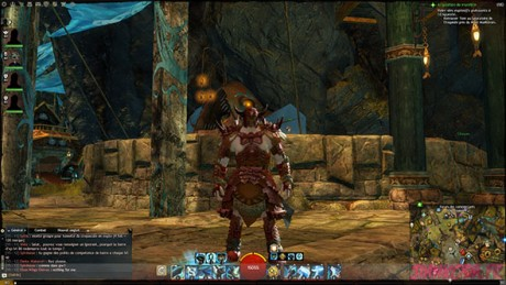 Guild Wars 2 gardien