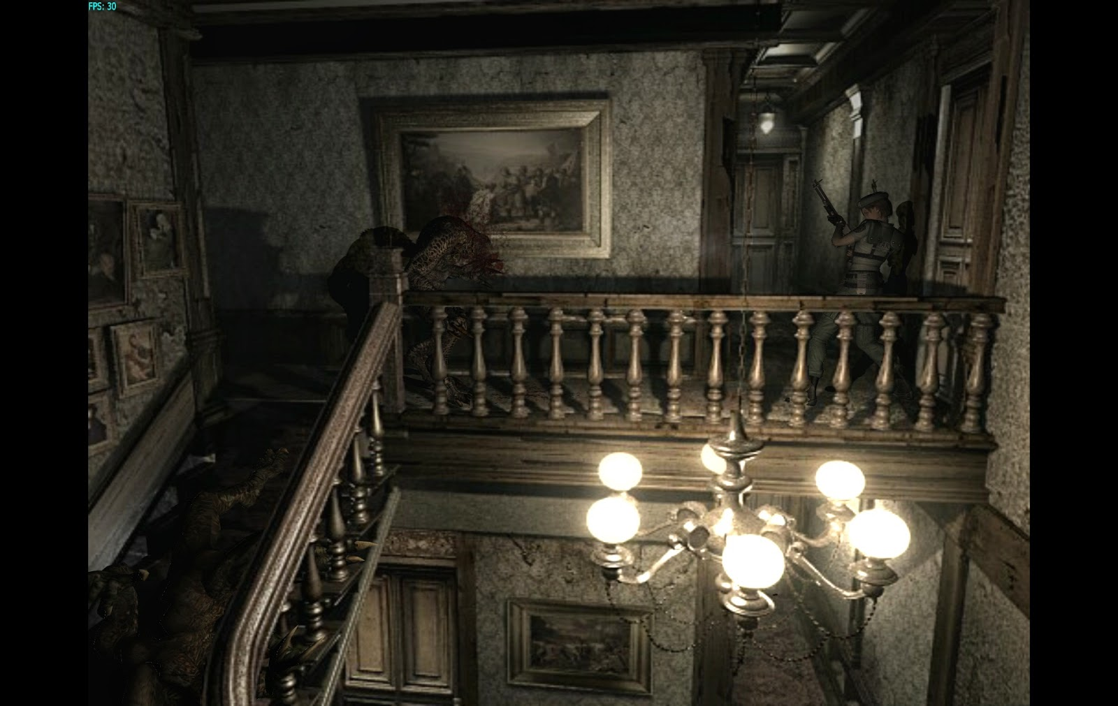 Resident evil hd game for Le for interieur