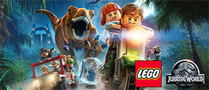 lego jurassic parc world