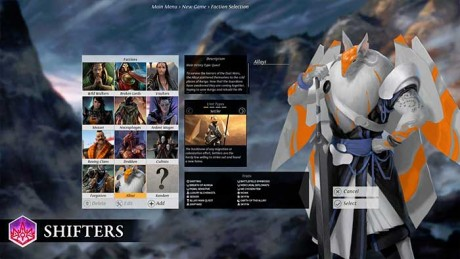 Endless Legend Shifters