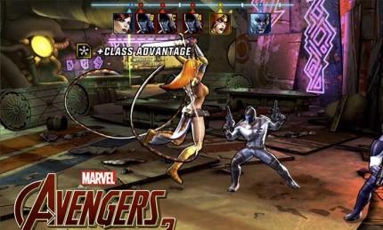 Marvel : Avengers Alliance 2