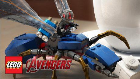 LEGO Marvels Avengers Spider Man 4LEGO Marvels Avengers Spider Man