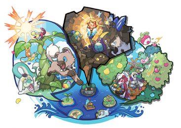 Pokemon Lune Soleil