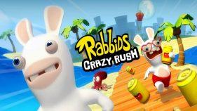 Lapins Crétins Crazy Rush