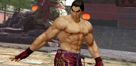 Tekken Game