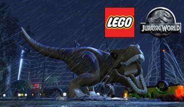 lego jurassic parc world