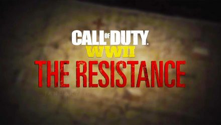 Call Of Duty WWII The Resistance